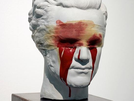 Hermann Nitsch - Oedipus