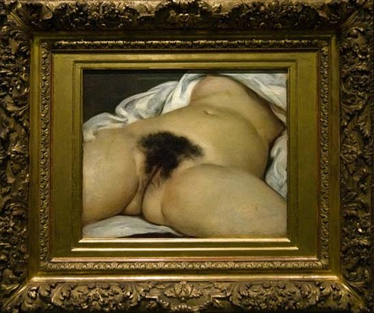 Gustave Courbet - L'Origine du monde