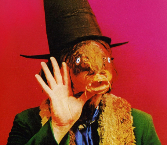 Trout Mask Replica, 1969