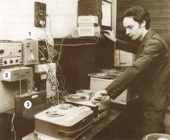 Jorge Antunes, carioca precursor da música eletroacústica no Brasil
